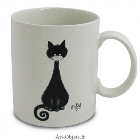 Mug Spirale - Collection Chats Dubout