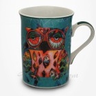 Mug Chouette - Collection Design Allen