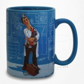 Mug Le Médecin - Collection Design Forchino