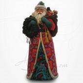 Noël - Père Noël avec un sac de jouets