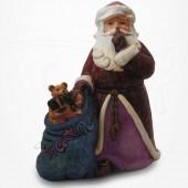 Noël - Père Noël avec des jouets