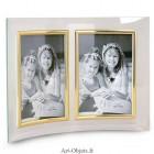 Cadre Photo Verre Double 10x15 Vertical