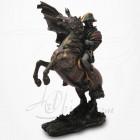 Statuette de Napoléon à Cheval selon David