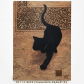 Carnet - BUG ART - Chat 14,8x21,5