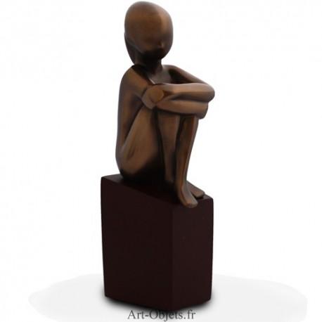 Statuette Femme, l'Innocente de la collection Symphonie -  Innocente