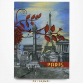 Carnet Christian Lacroix - Paris - A5