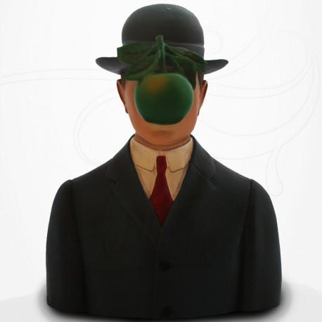 Le Fils de l'Homme - René Magritte