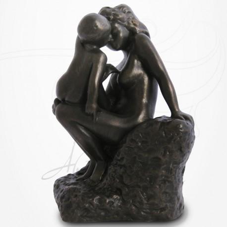 La jeune mère et l'enfant de Rodin