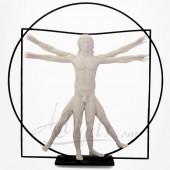 Léonard de VINCI - L'Homme de Vitruve