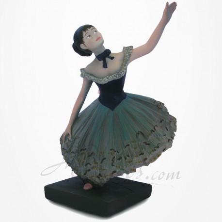 Danseuse Verte de Degas