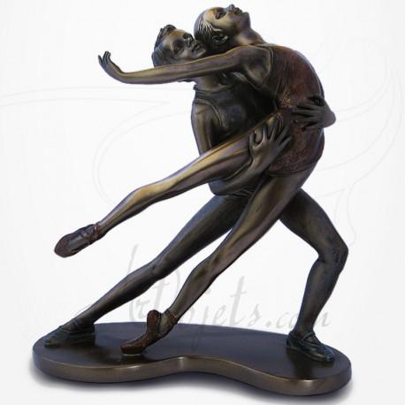 Danse - Danseurs, Pas de deux
