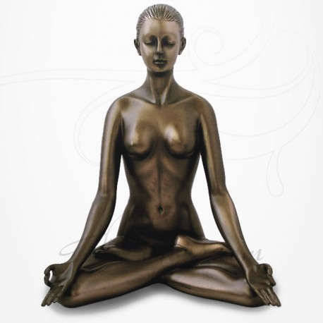 Body Talk - Posture Yoga du lotus - Lotus Pose