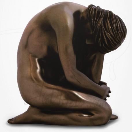 Body Talk - Femme nue Enroulée