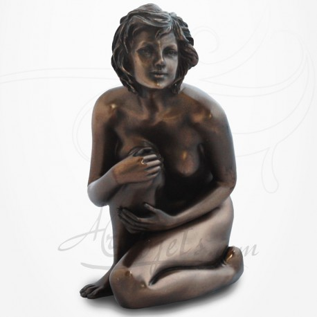 Body Talk - Femme nue assise