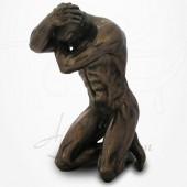 Body Talk - Homme nu - Mains sur la tête