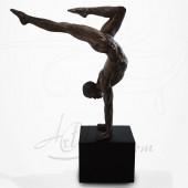 Body Talk - Homme Gymnaste - Equilibre sur les mains