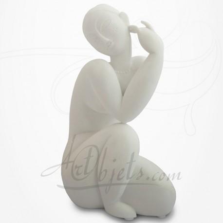 Modigliani - Nu féminin assis