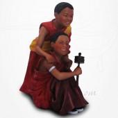 Tibet - Cimba et Zonpa