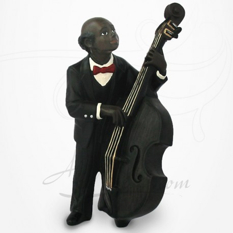 Jazz - Contrebasse - Orchestre