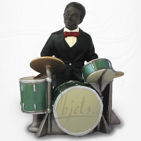 Jazz - Batterie - Orchestre