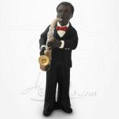 Jazz - Saxophone - Orchestre