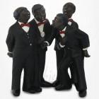Jazz - Quartet de Chanteurs - Orchestre