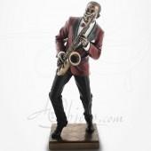 Le Monde du Jazz - Saxophone Tenor - Orchestre