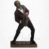 Le Monde du Jazz - Saxophone Alto - Orchestre