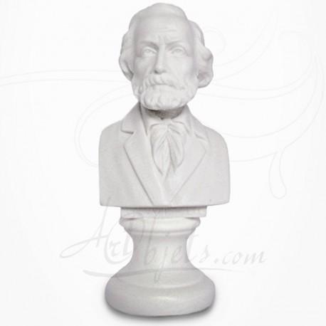 Buste Verdi - Musicien