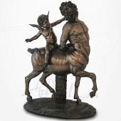 Mythologie - Centaure et eros