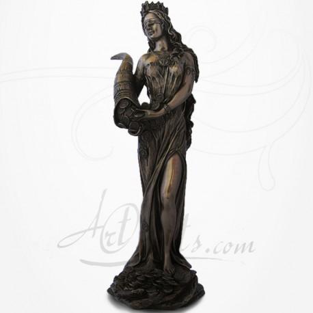 Mythologie - Tyche - Déesse Grecque de la Fortune