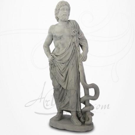 Mythologie - Asclepios - Dieu Grec de la médecine