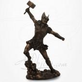 Mythologie - Thor - Dieu du tonnerre