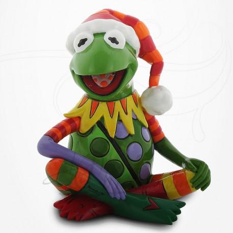 DISNEY - Kermit the frog - Kermit la grenouille assise