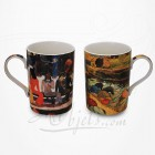 2 Mugs assortis Paul Gauguin - Collection Artistes