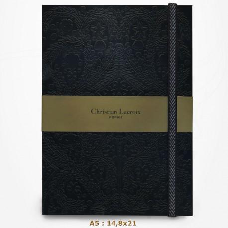 Carnet - Christian Lacroix - Paseo - Black