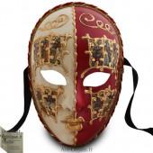 Masque de Venise - Visage décoré Tarot