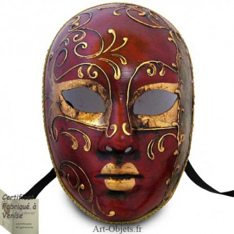 Masque de Vénise - Visage Commedia Dell' Arte