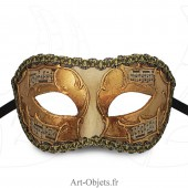 Masque de Venise - Civette classique musique - Masque Loup