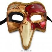 Masque de Venise - Masque Nez Capitano