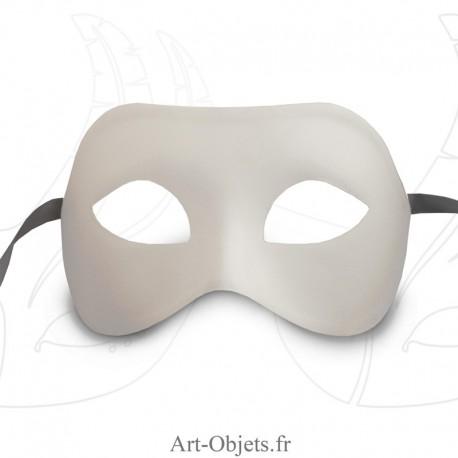 Masque de Venise - Civette brute- Masque Loup