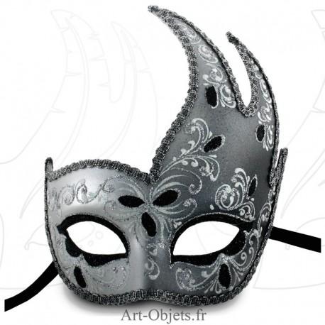 Masque de Venise - Civette Cygne Luxe - Masque Loup