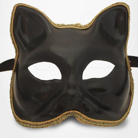 Masque de Venise - Masque Chat Noir