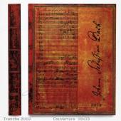 Agenda 2019 - Bach - La Cantate BWV 112 - 18x23,  un Jour par Page
