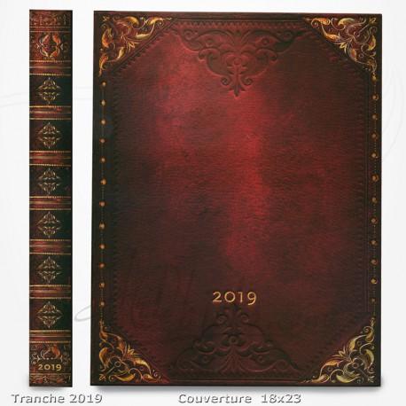 Agenda 2019 - Glamour Urbain 18x23 - un Jour par Page