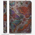 Agenda 2019 - Papillons 9,5x14 - Une Semaine sur Deux Pages