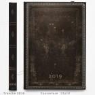 Agenda 2019 - Acier Nuit 13x18 - Une Semaine sur Deux pages