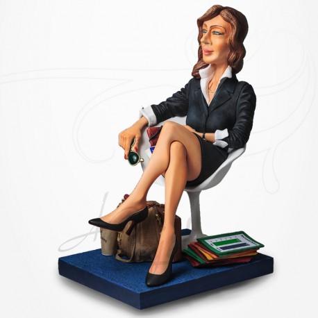 Guillermo Forchino - La Femme d'Affaires
