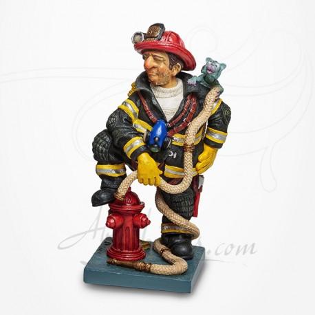 Guillermo Forchino - Le Pompier