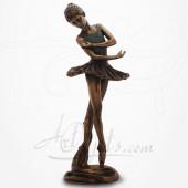 Danse - Danseuse, Bras Arrondis